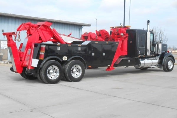 Commercial Tow Truck Wrecker Financing