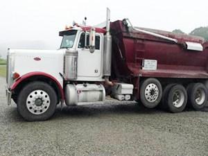 Truck financing testimonial peterbilt dump