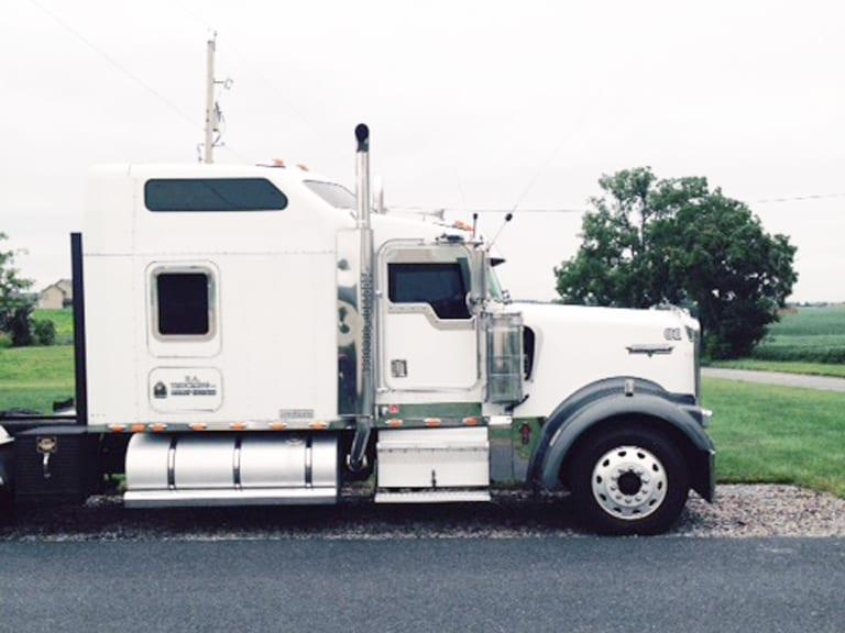 Truck Financing Testimonial