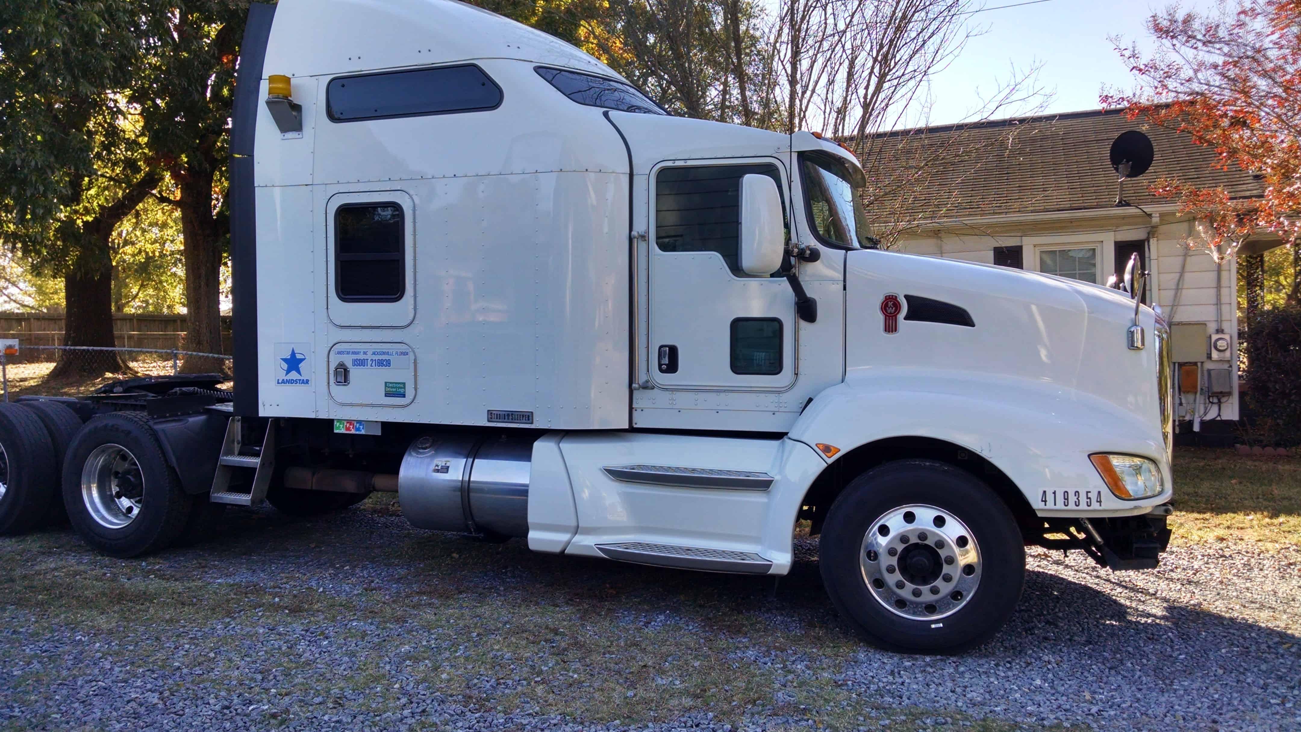 Kenworth Truck Financing Customer Testimonial Shelby