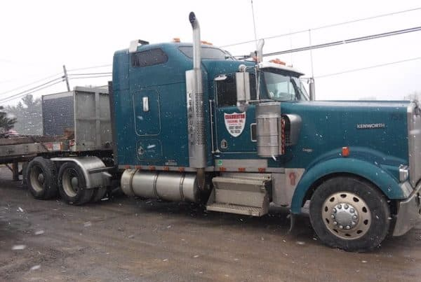 Kenworth Truck Financng customer doug from PA