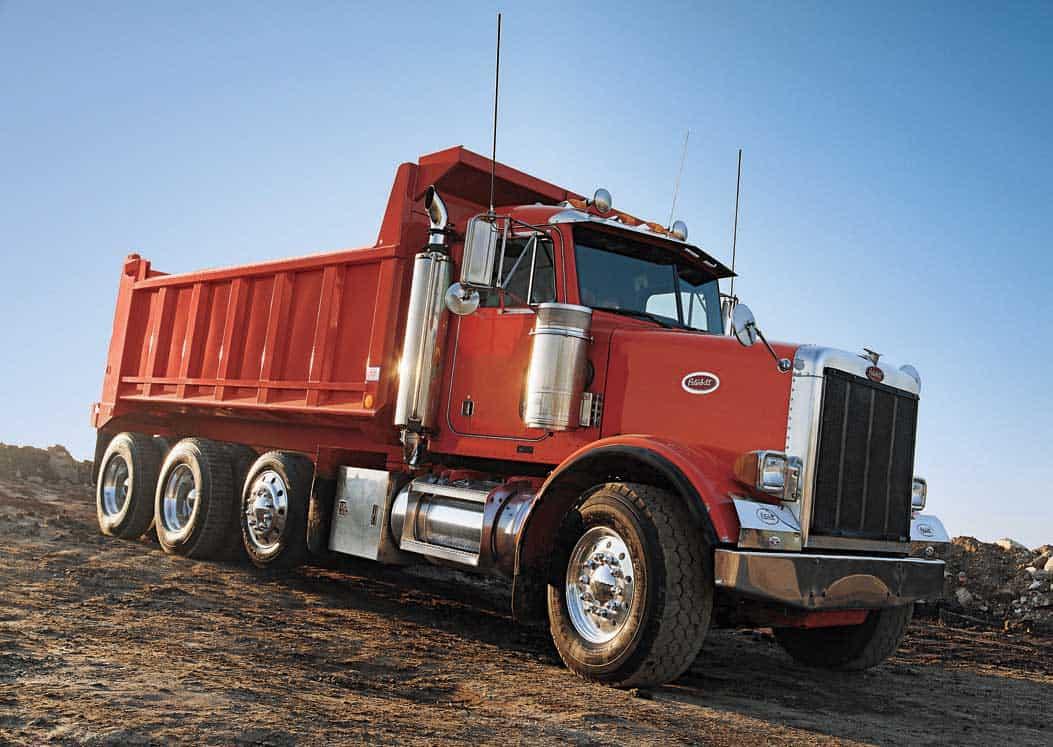 Dump Truck Financing - Dump Truck Loans