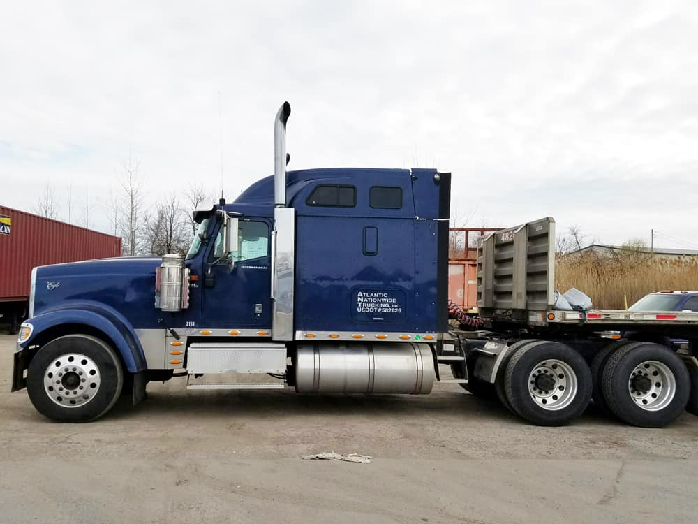 International Truck Financing Review From Lonnie In MD