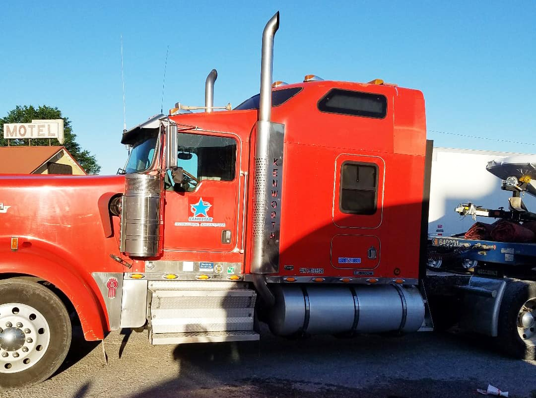 Kenworth Truck Financing Review From Richard in MO