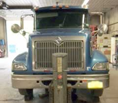 International truck financing review by Will from Saugerties, NY