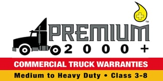 Premium 2000 Commercial Truck Warranty