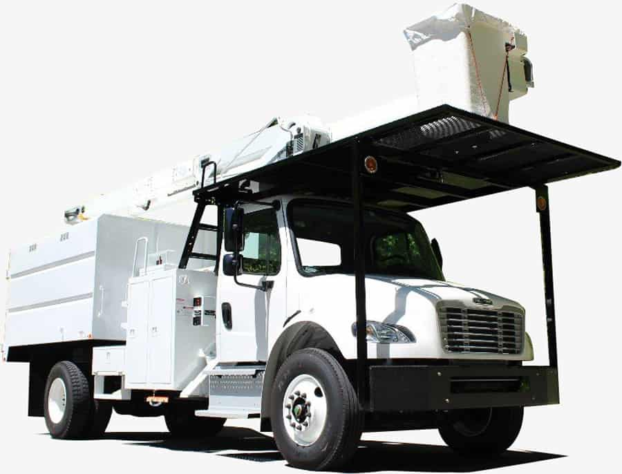 Chipper Truck Amp Bucket Truck Financing For Tree Services