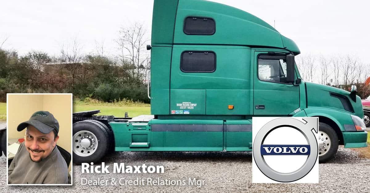 Volvo Engine Overhaul Financing Testimonial from Customer 2