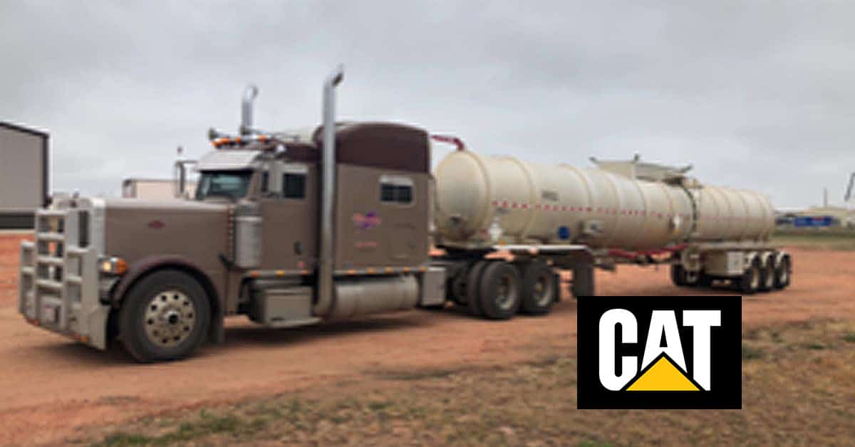 CAT Engine Overhaul Financing Testimonial from Brent