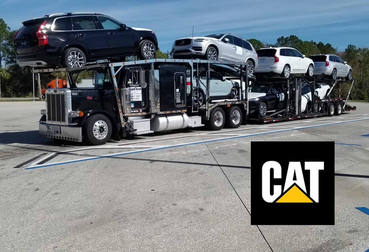 CAT Engine Overhaul Financing Testimonial from Vic