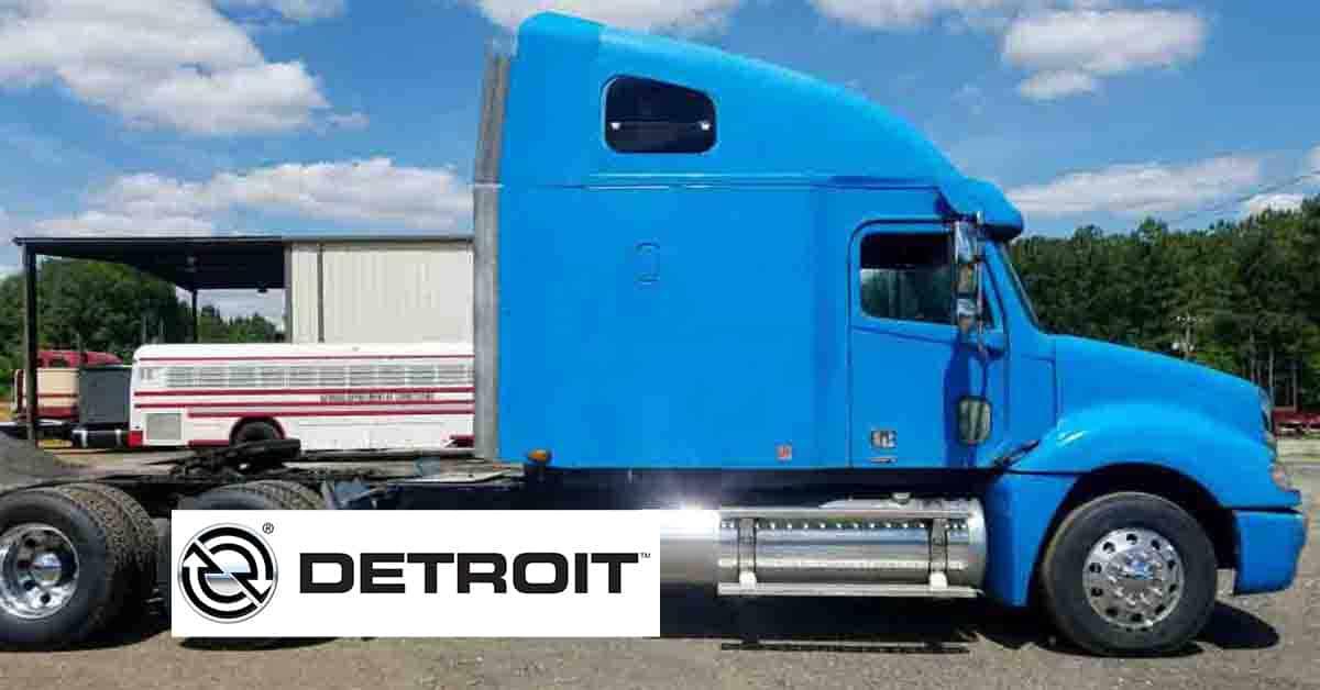 Detroit Engine Overhaul Financing Testimonial from Customer 7