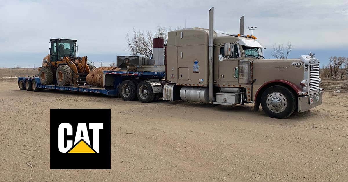 CAT Engine Overhaul Financing Testimonial from Denny
