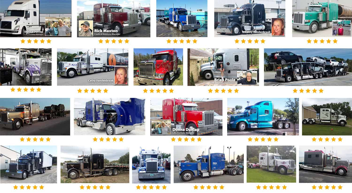 Commercial Truck Financing With Good - Bad Credit | Truck Loans