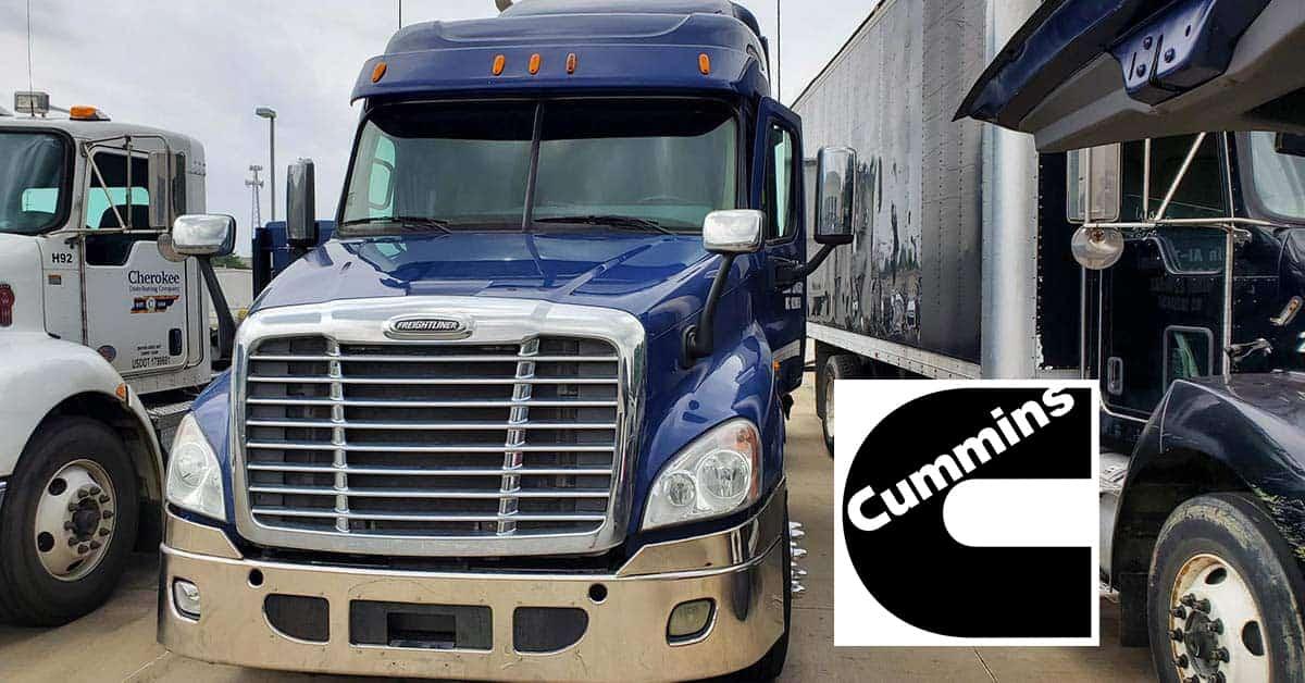 Cummins Engine Overhaul Financing Testimonial from Customer 15
