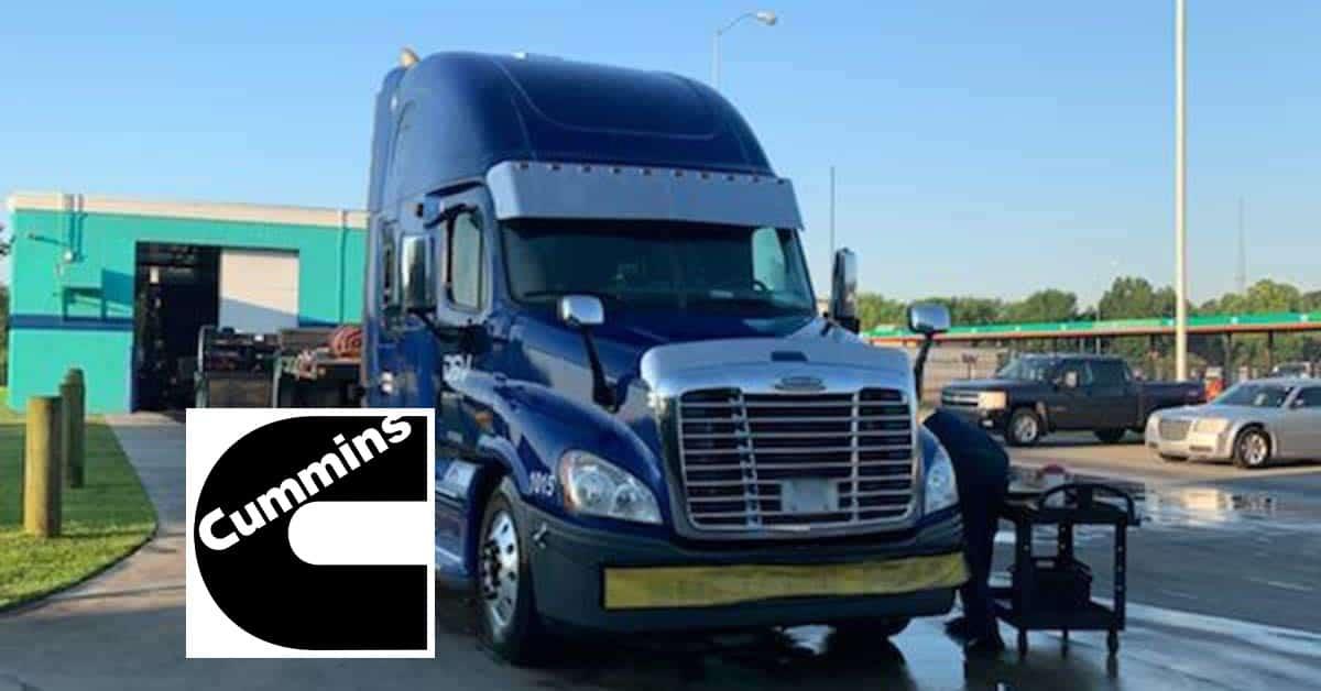 Cummins Engine Overhaul Financing Testimonial from Warner