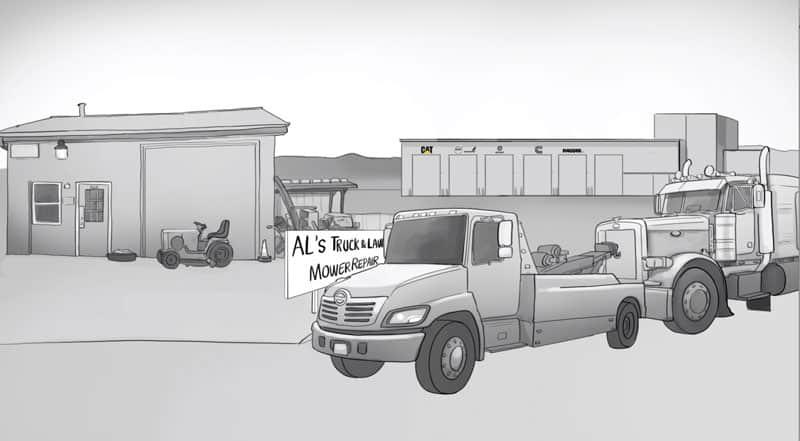 Engine Overhaul Financing Repair Shops