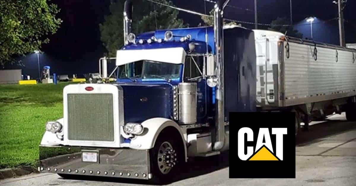 CAT Engine Overhaul Financing Testimonial Begley