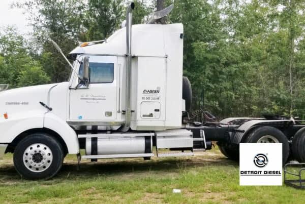 Detroit Diesel Financing Testimonial - Savannah