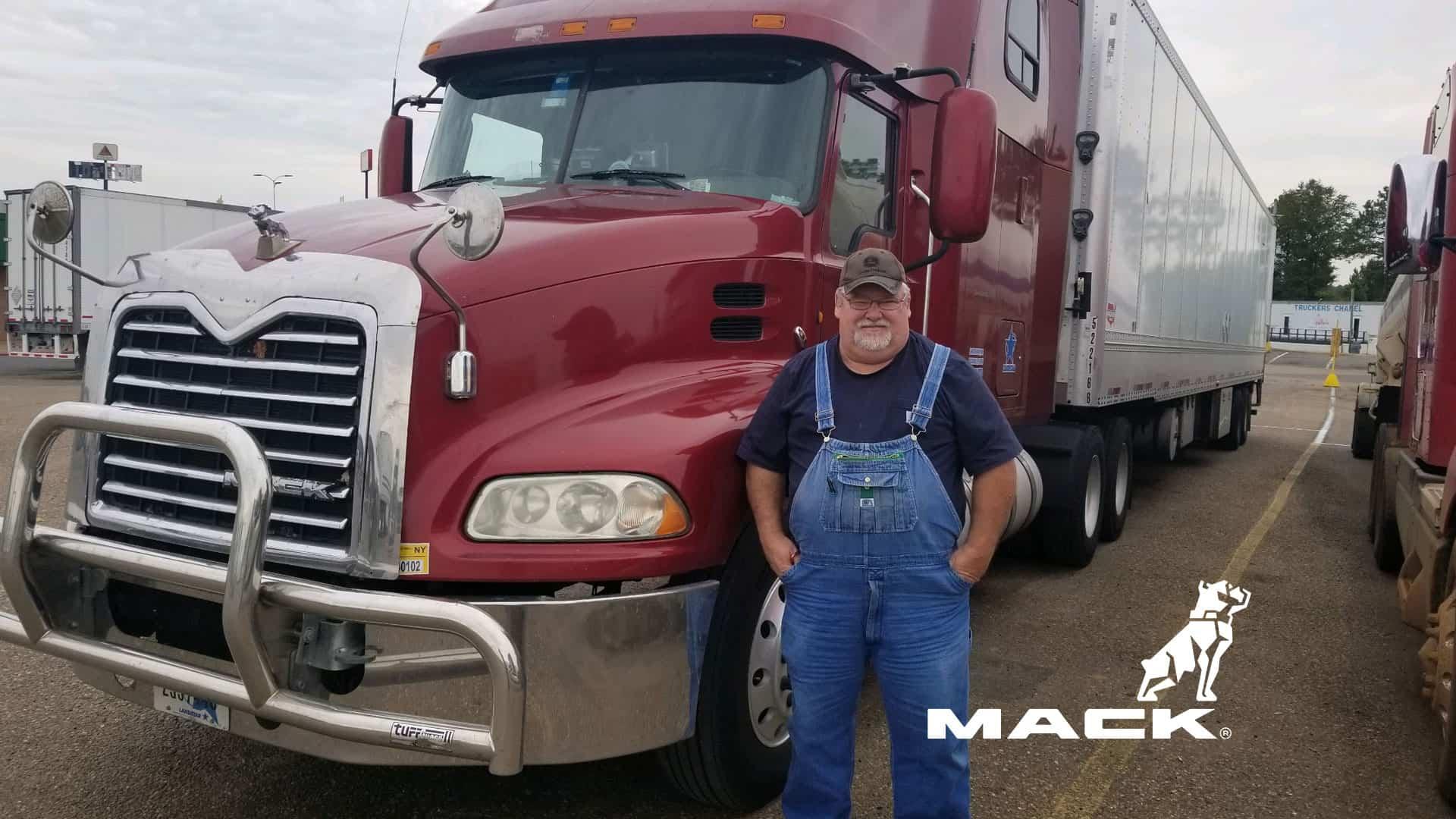 Mack Engine Overhaul Financing Testimonial from Customer 1