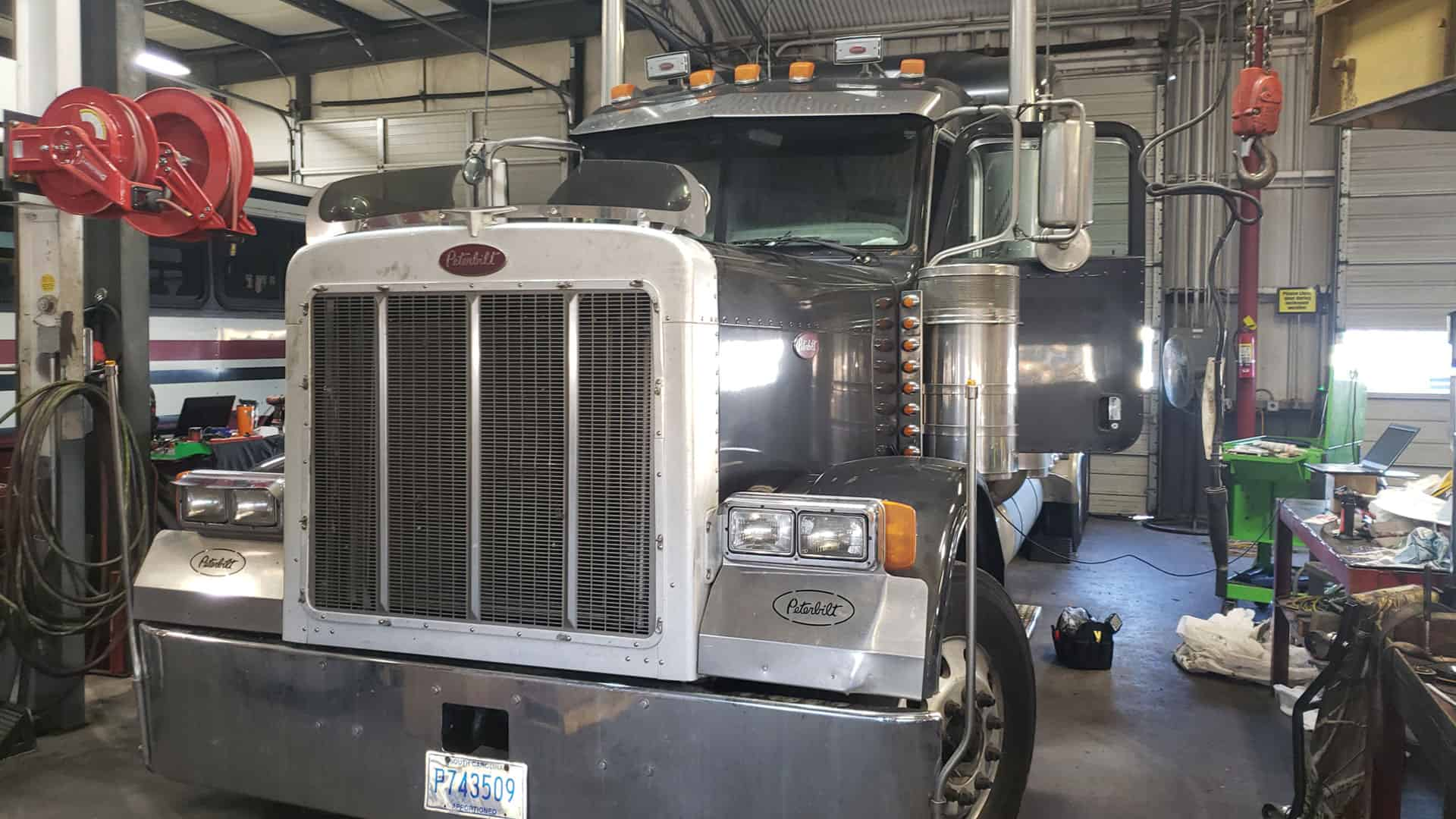 Peterbilt Engine Overhaul Financing Testimonial from Customer 1