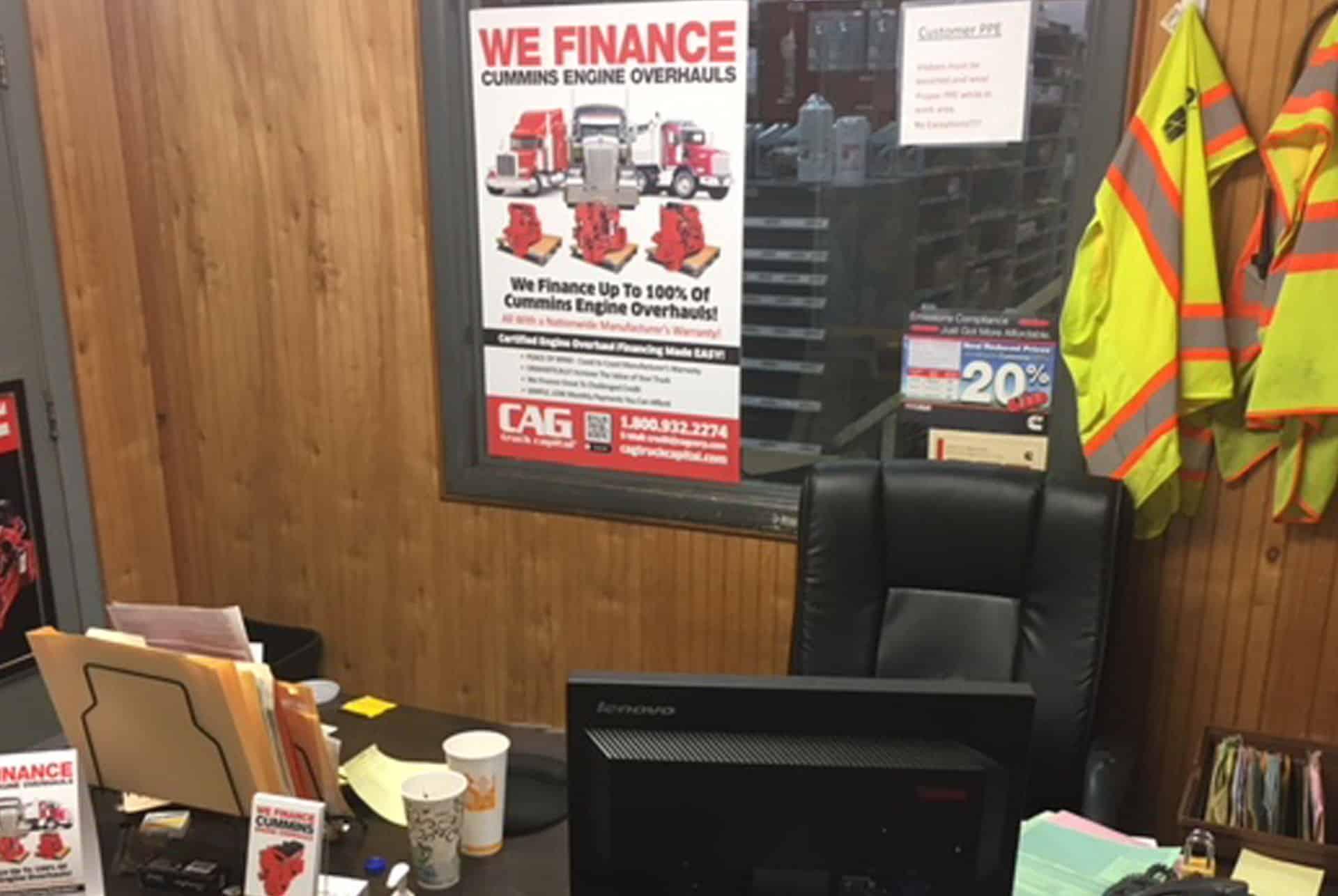 Cummins Overhaul Location Albany GA