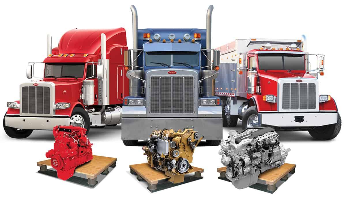 Peterbilt Engine Overhaul Locations