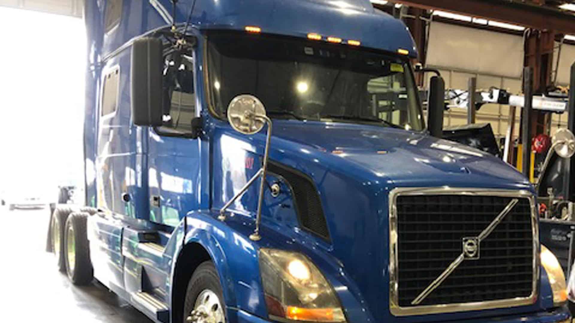 Volvo Engine Overhaul Financing Testimonial from Customer 1