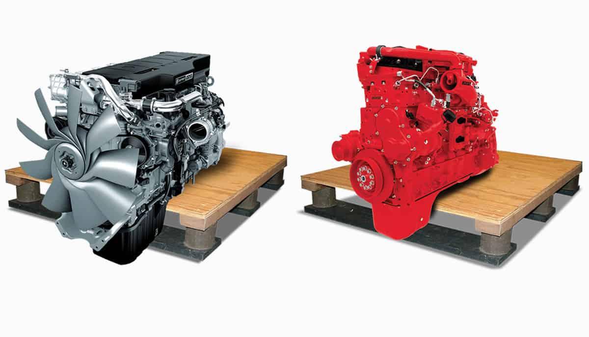 Freightliner Truck Engines