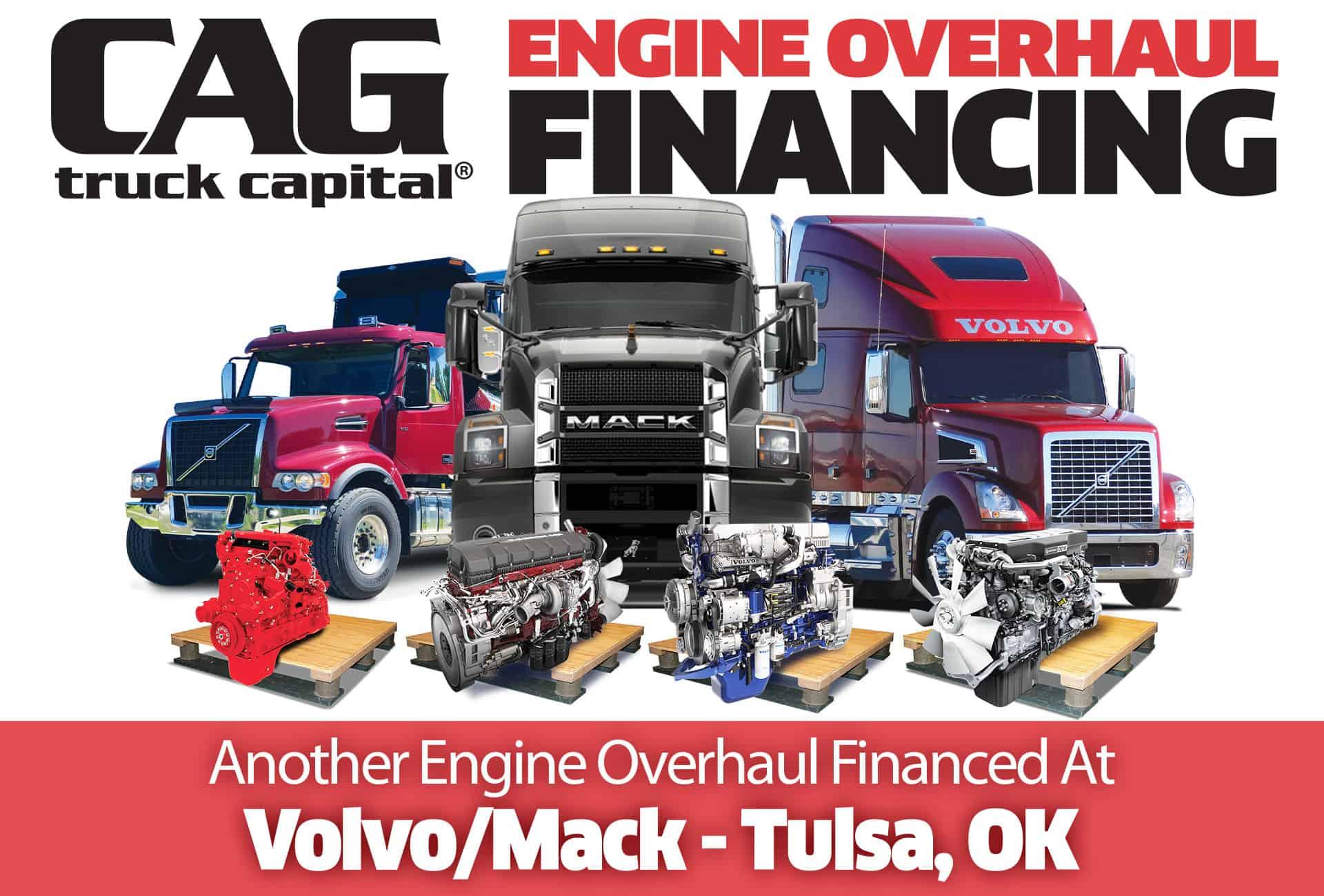 Volvo/Mack Engine Overhauls In Tulsa, OK