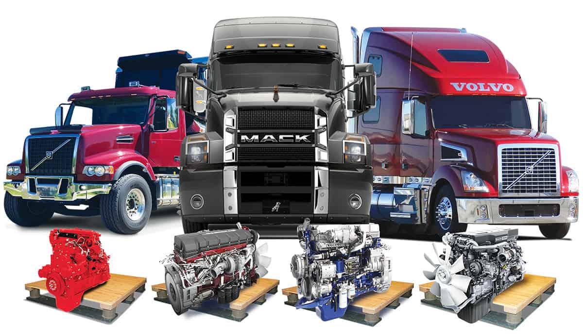 Volvo Mack Engine Repairs