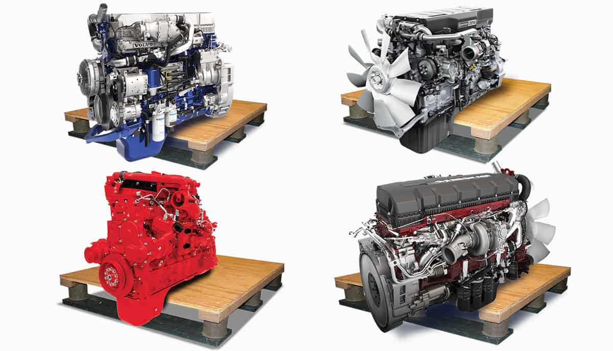 Volvo Mack Engines