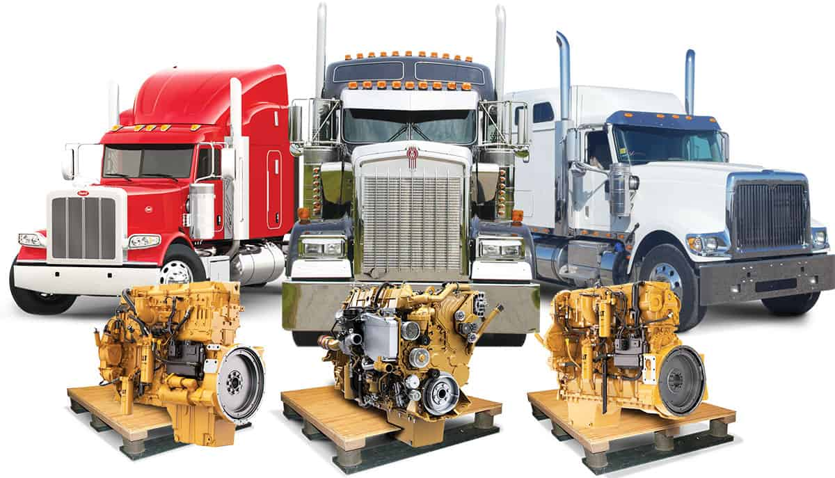 CAT Truck Engine Overhauls