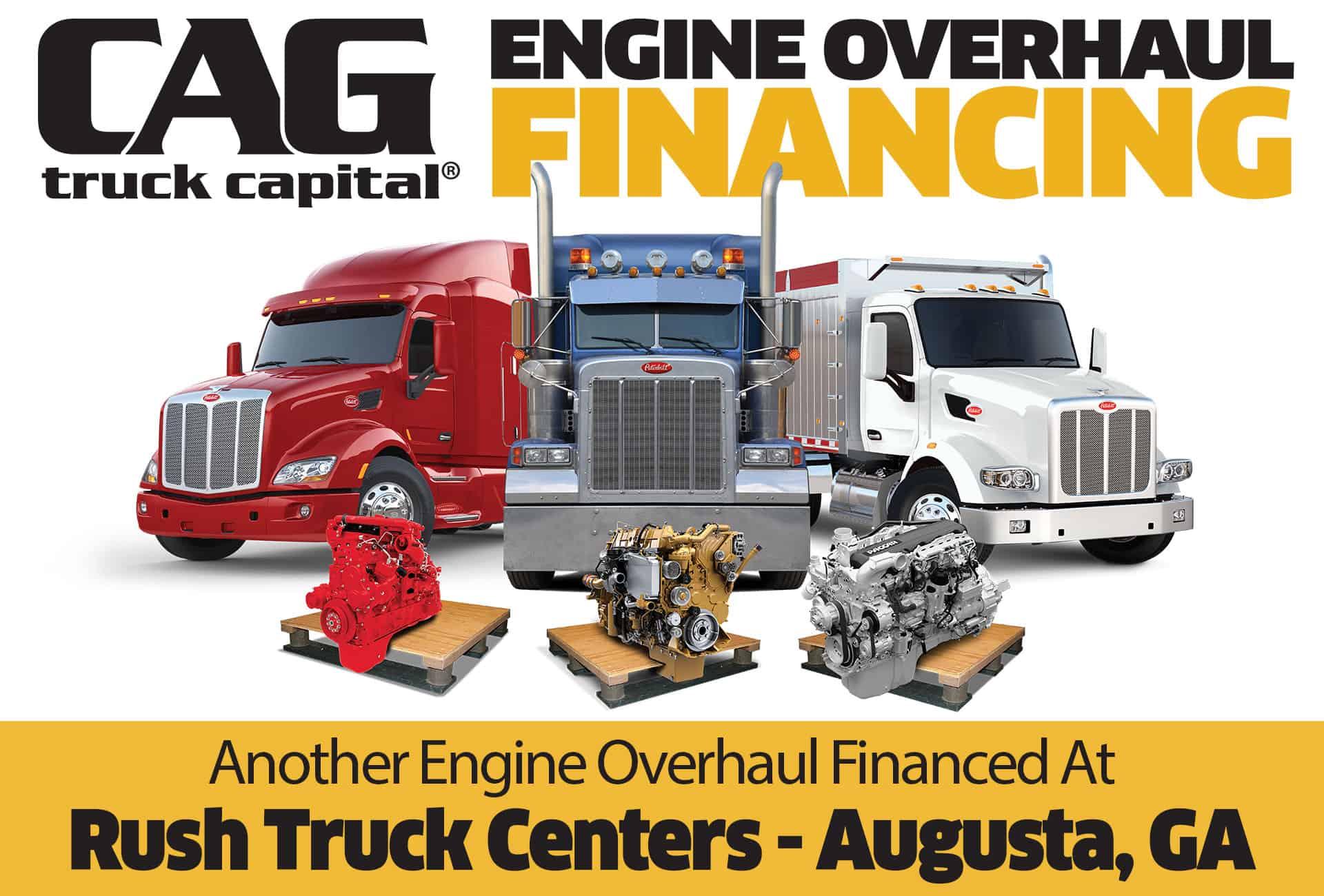 Rush Truck Centers Augusta GA