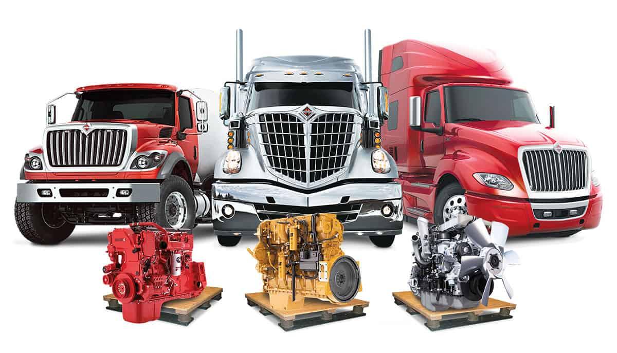 International Navistar Engine Overhaul Cost