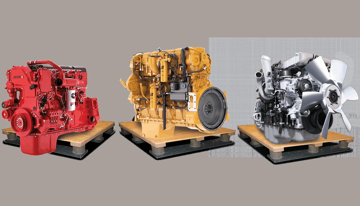 Locations For International Engine Overhaul