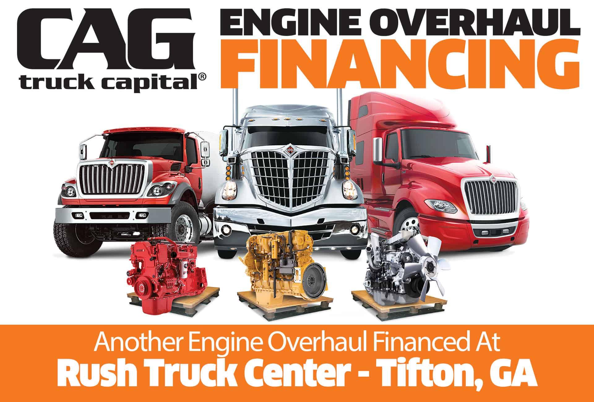 Rush Truck Center Tifton GA