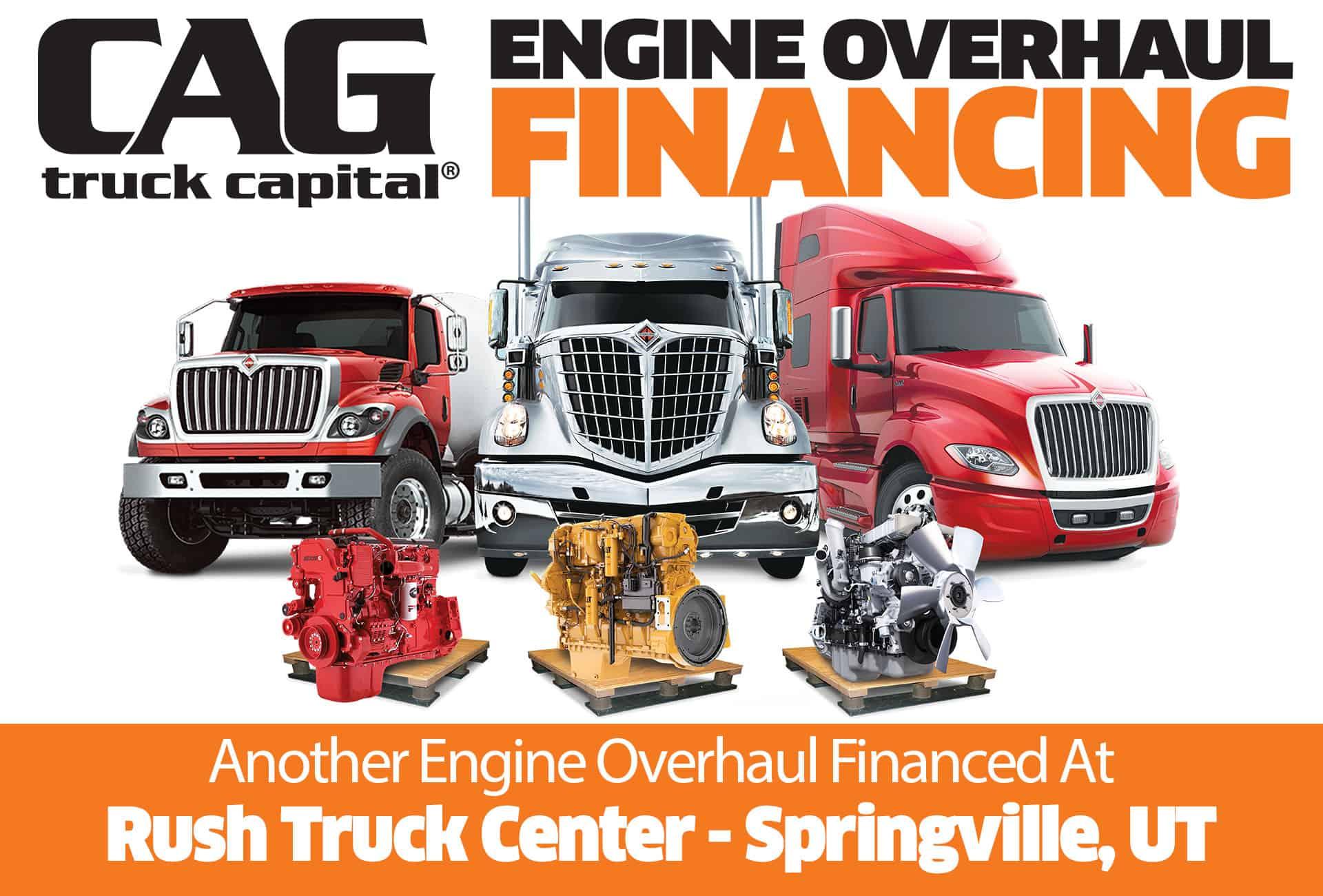 Rush Truck Center Springville UT
