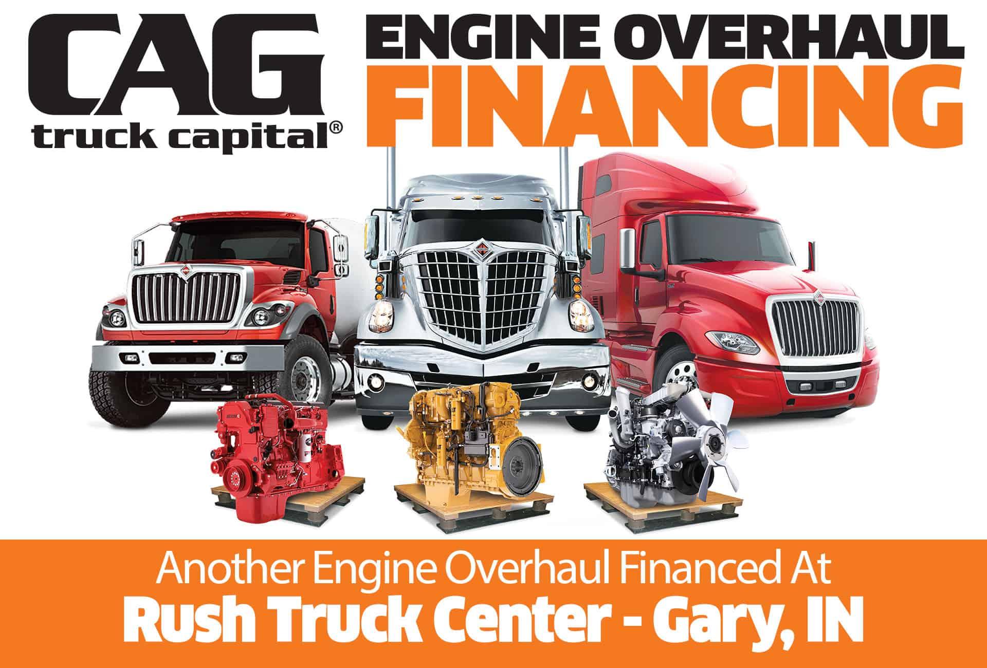 Rush Truck Center Gary IN
