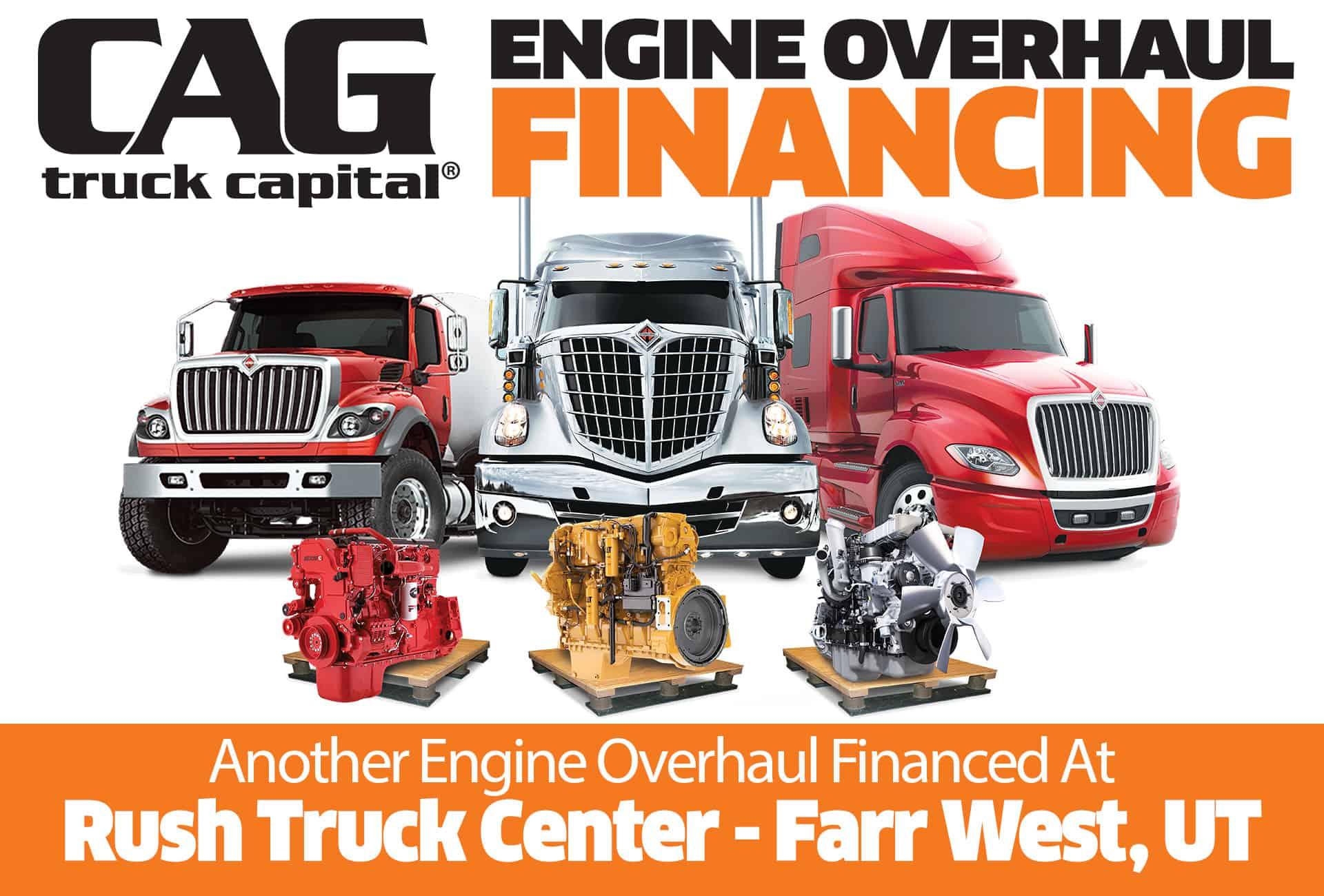 Rush Truck Center Farr West UT