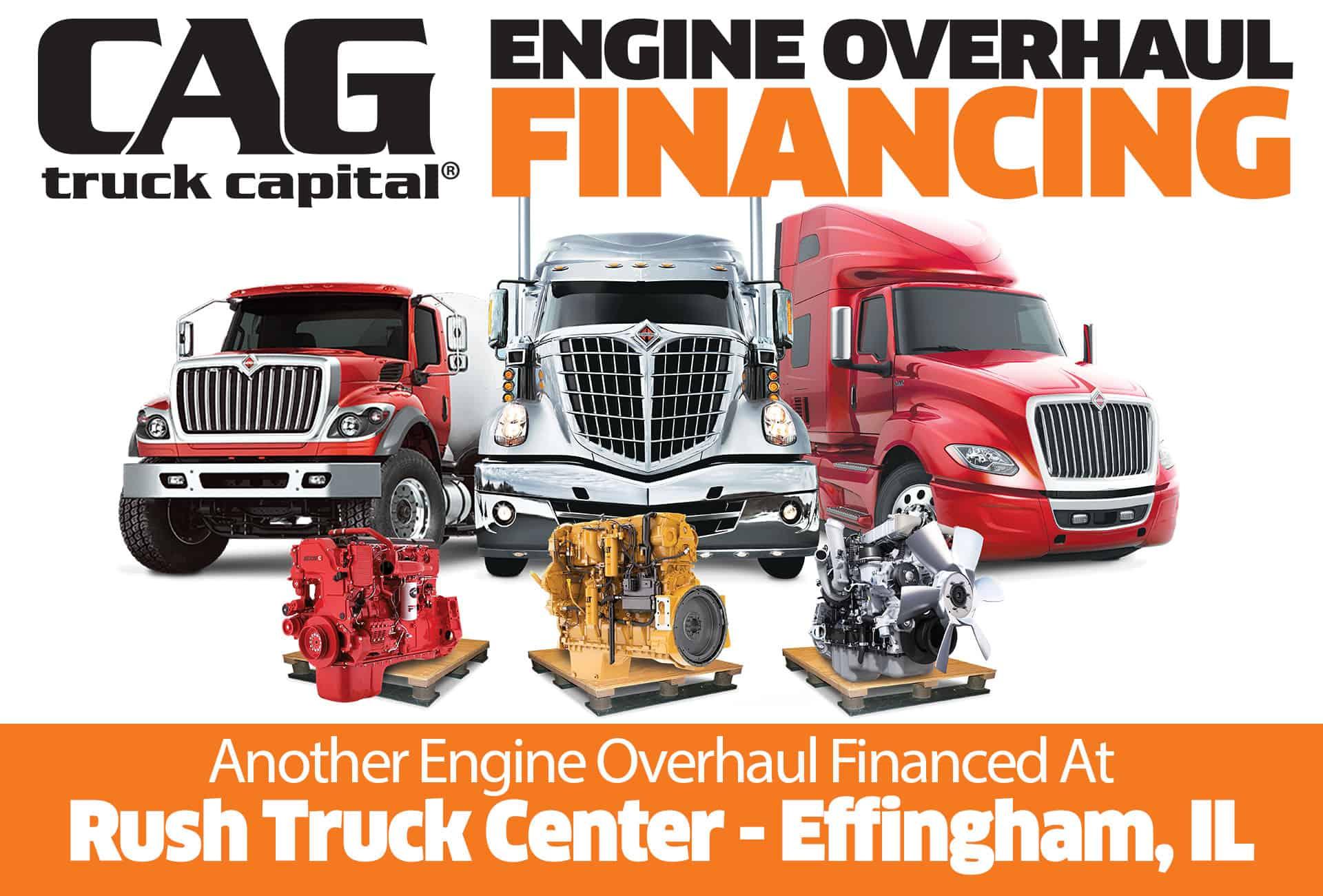Rush Truck Center Effingham IL