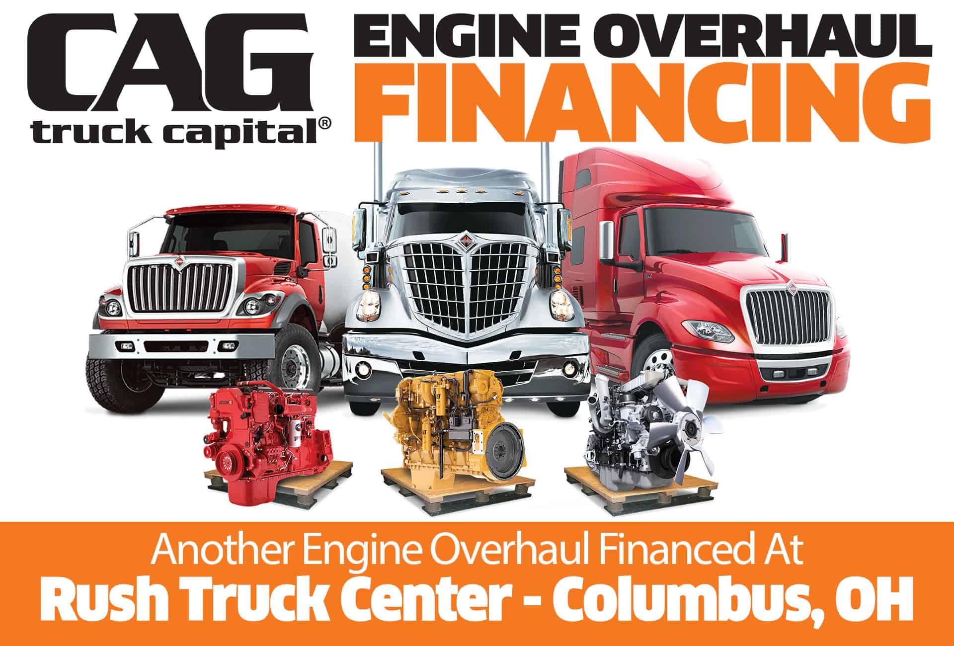 Rush Truck Center Columbus OH