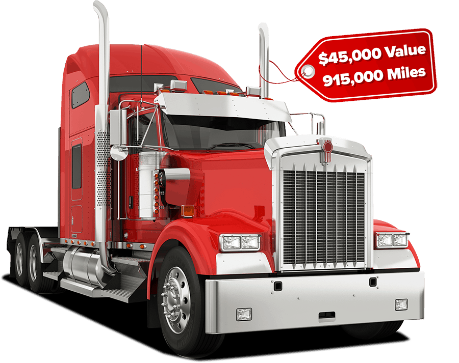 CAG Truck Financing for High Mileage Trucks