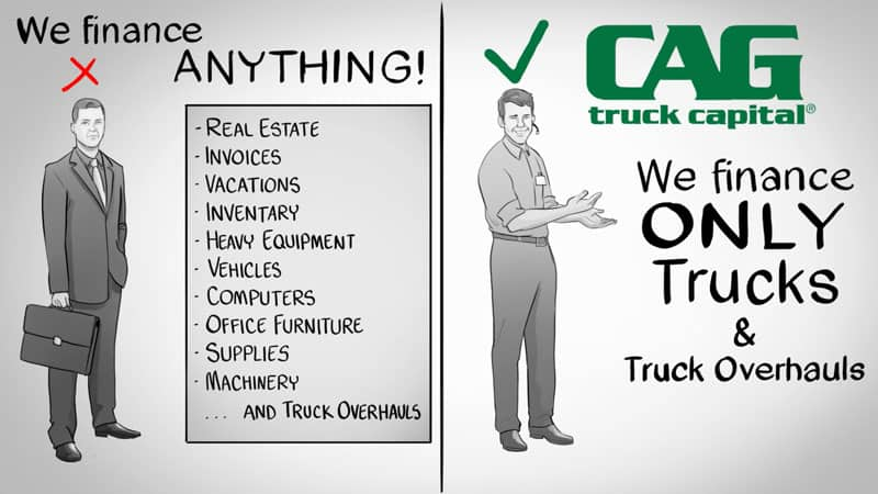 Truck Financing Video Preview