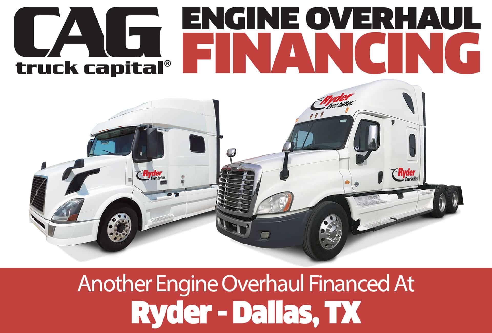 Ryder Used Truck Service Center Dallas TX