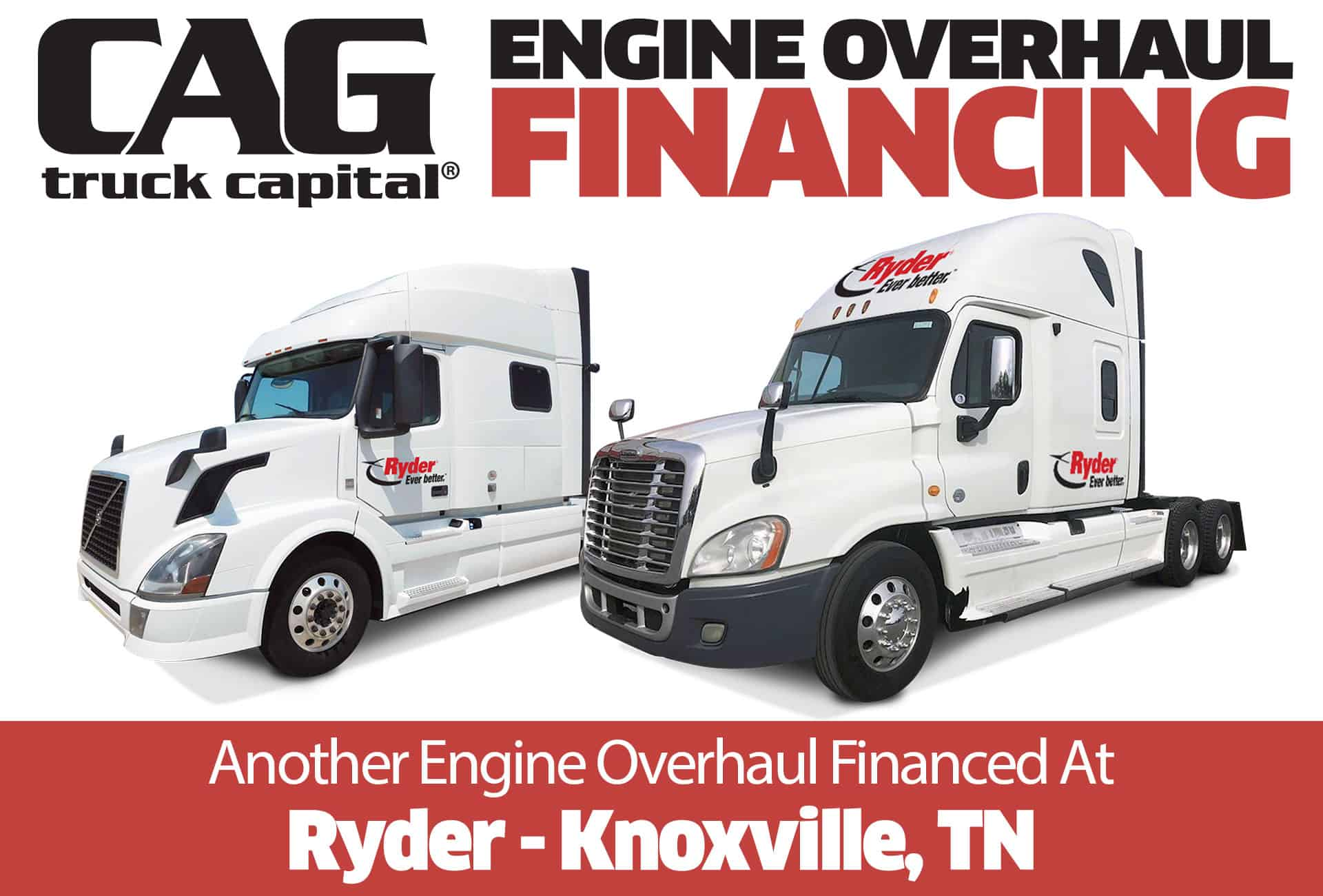 Ryder Used Truck Service Center Knoxville TN
