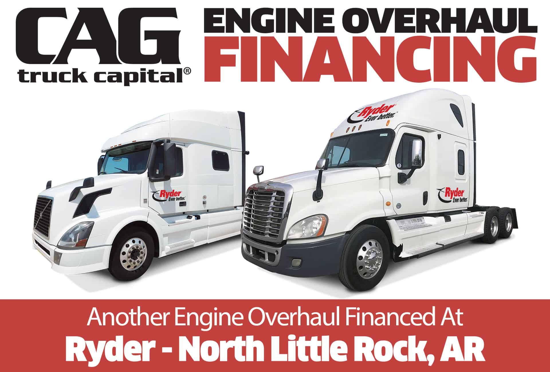 Ryder Used Truck Service Center Little Rock AR