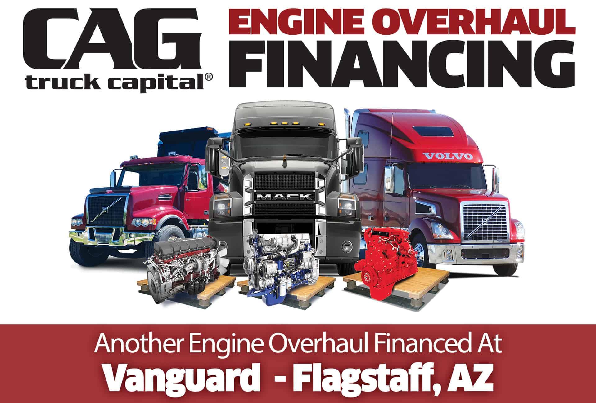 Vanguard Truck Service Center Flagstaff AZ