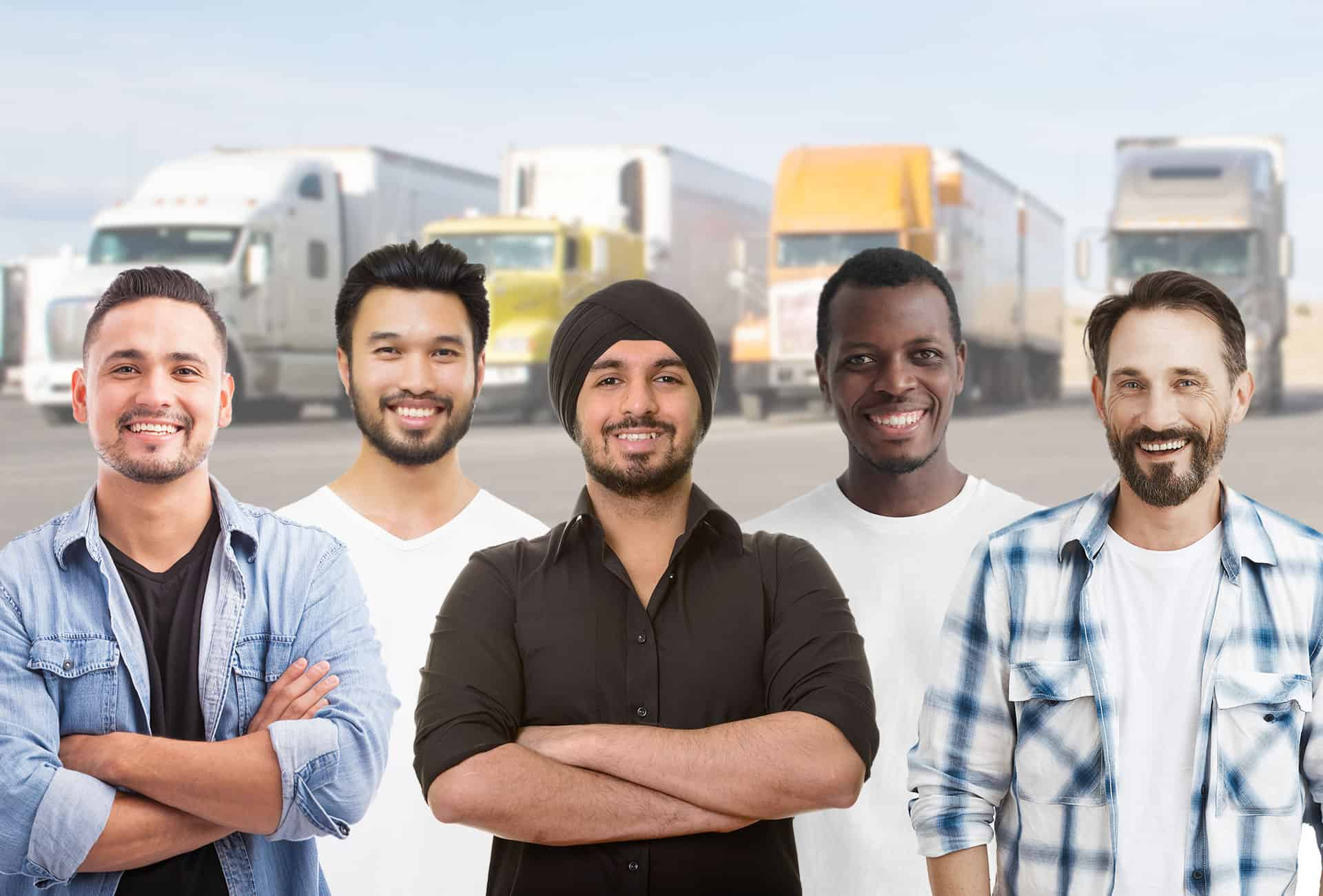 Financing For Immigrant Truck Drivers