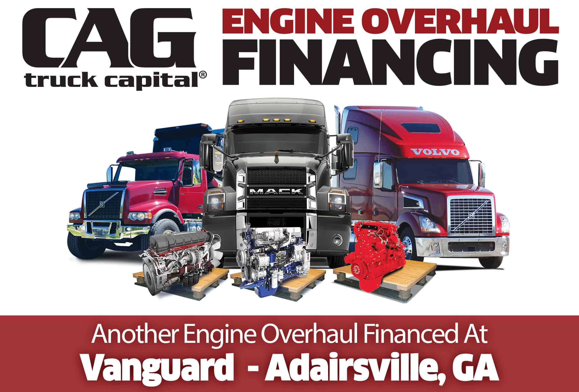 Vanguard Truck Service Center Adairsville, GA