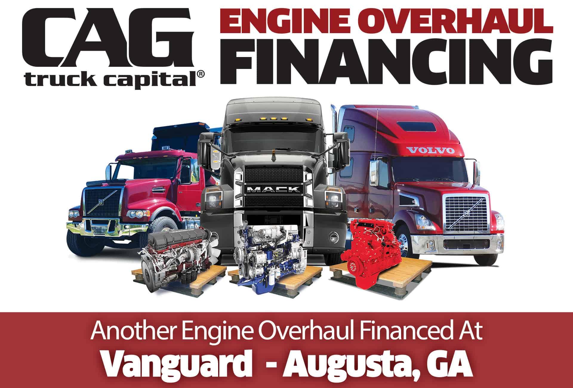 Vanguard Truck Service Center Augusta GA